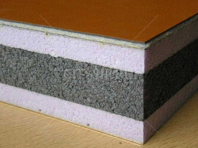 шумоизоляционный бетон